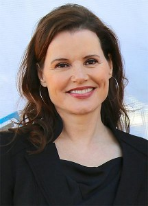 Geena Davis 2013