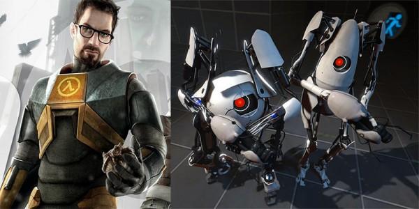 Half Life & Portal