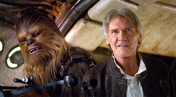 Han und Chewie