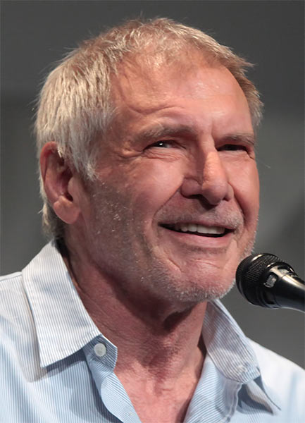 Harrison Ford in INDIANA JONES 5, Spielberg führt Regie