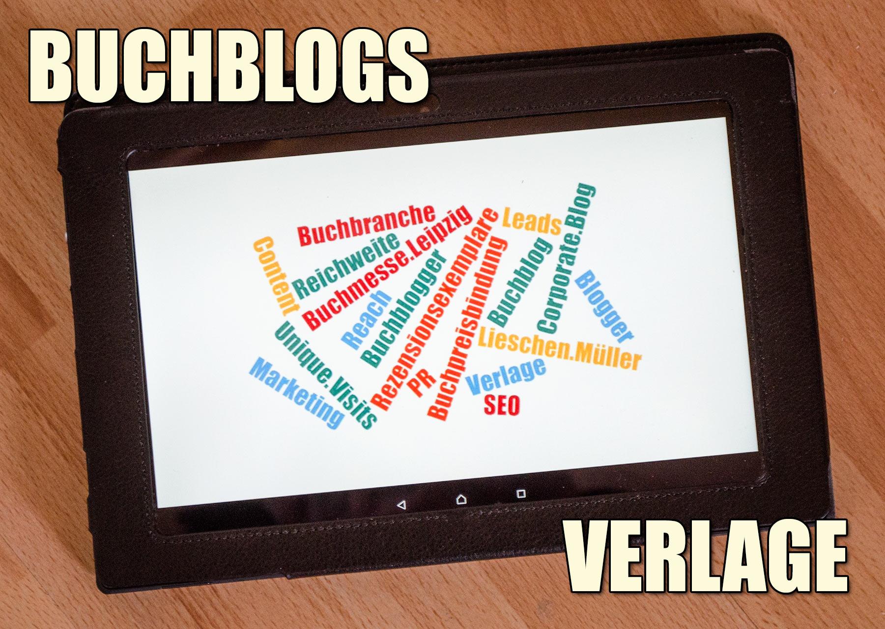 Buchblogs müssen sich professionalisieren? Einen Scheiß müssen Buchblogs!