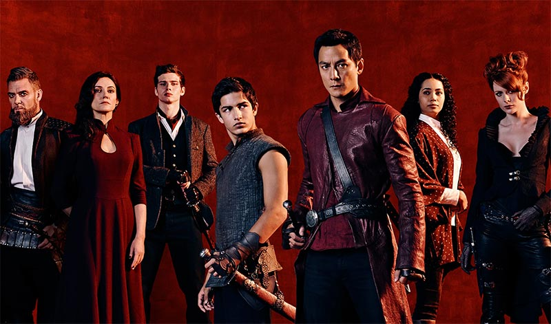 AMCs INTO THE BADLANDS bekommt zweite Staffel