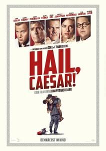 Poster Hail, Caesar