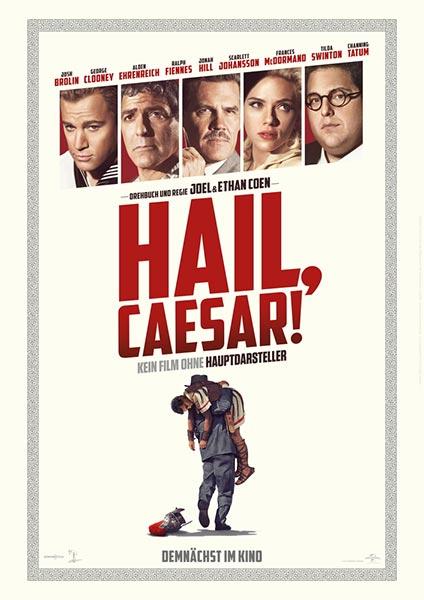 Die Coen-Brüder sagen HAIL, CAESAR