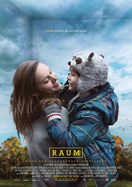 RAUM, mit Oscar-Gewinnerin