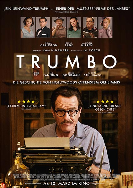 TRUMBO – leicht gespoilert