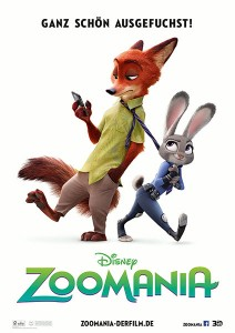 Poster Zoomania