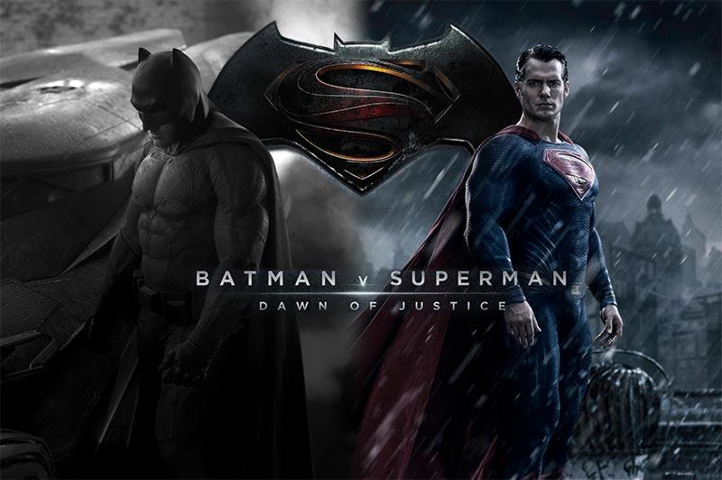 BATMAN vSUPERMAN – DAWN OF JUSTICE