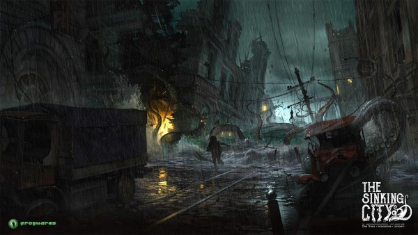 The Sinking City 03