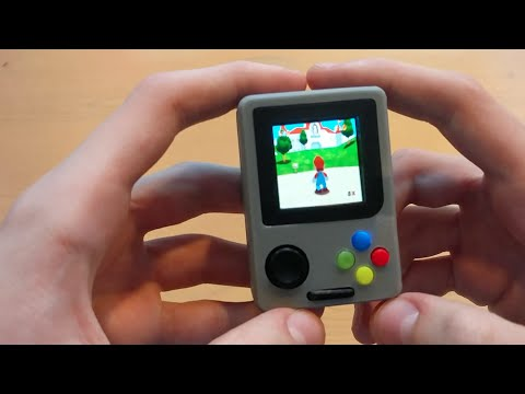 GameBoy im Winz-Format mit Raspberry Pi Zero