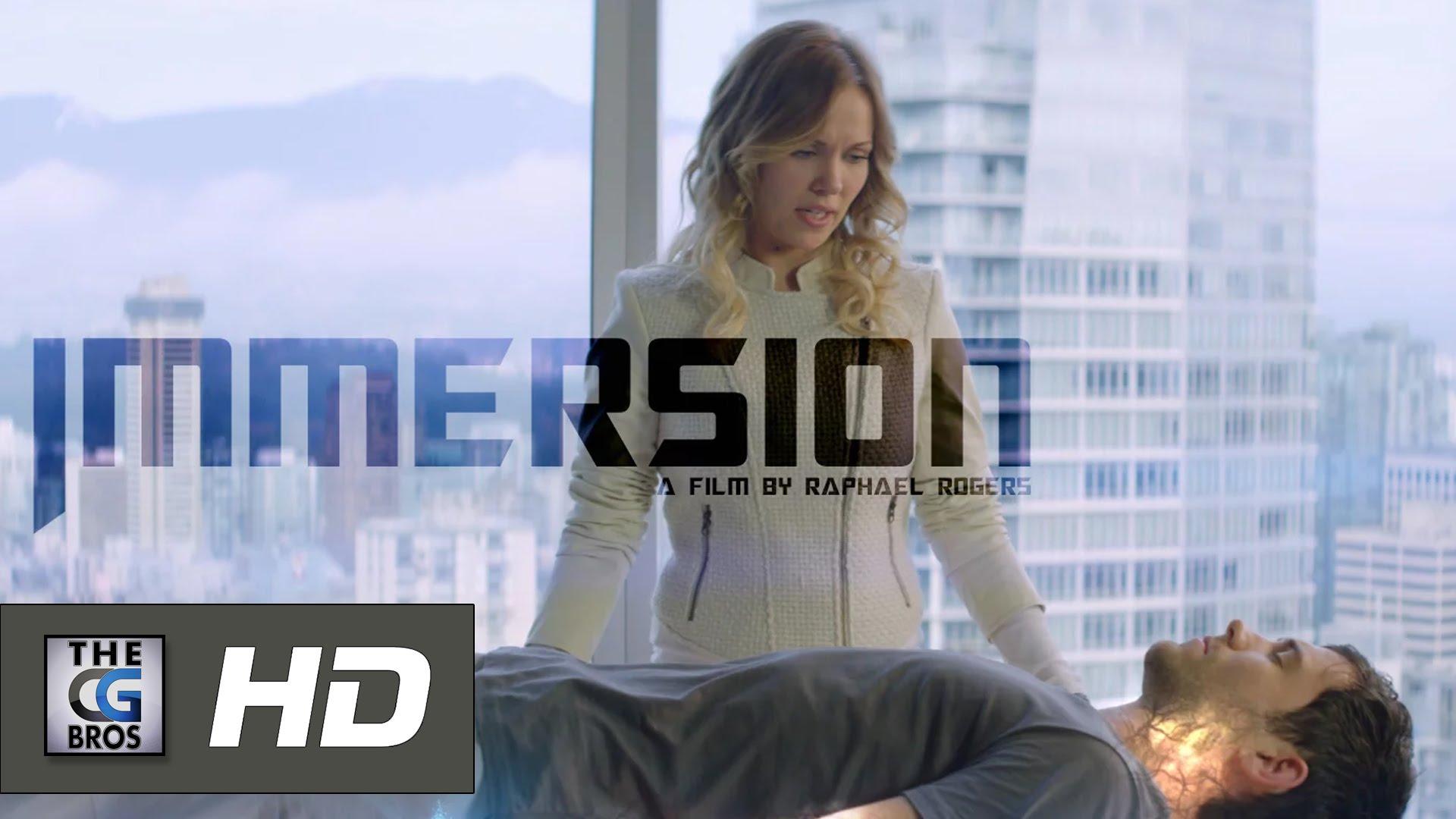 Science Fiction-Kurzfilm: IMMERSION