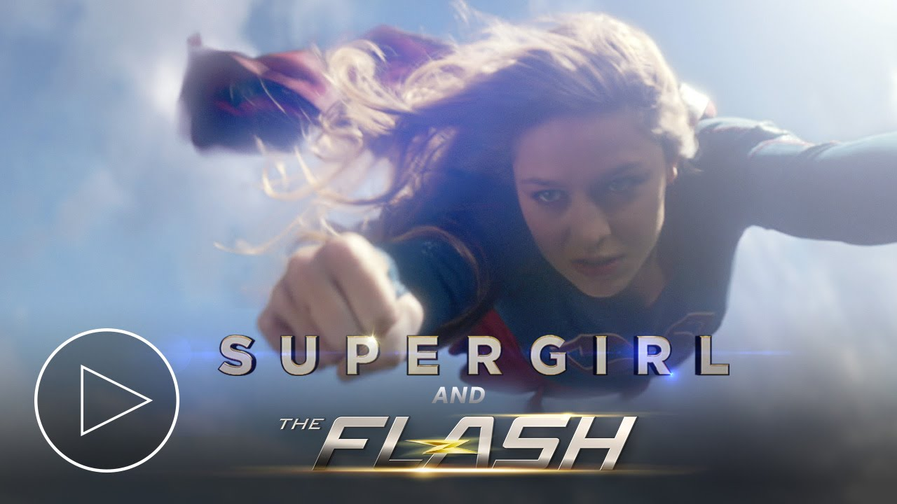Teaser: SUPERGIRL meets FLASH