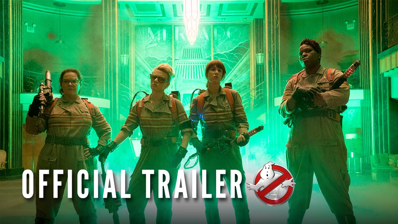 Trailer: GHOSTBUSTERS