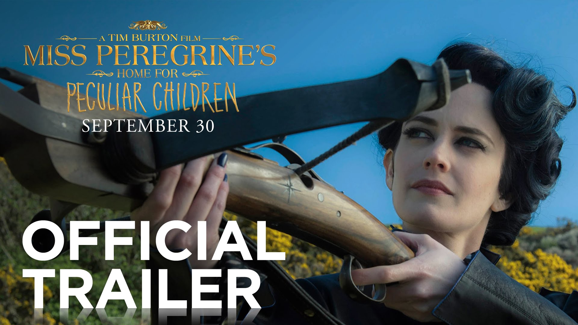 Trailer: MISS PEREGRINE´S HOME FOR PECULIAR CHILDREN