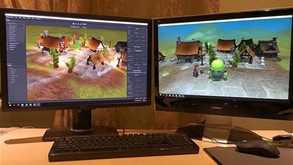 Atomic Game Engine 2