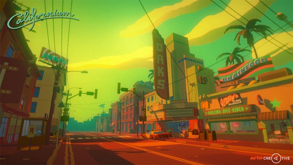 Screenshot Californium