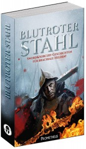 Cover Blutroter Stahl