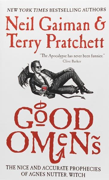 Pratchetts GOOD OMENS: Neil Gaiman macht Serie für Amazon und dieBBC