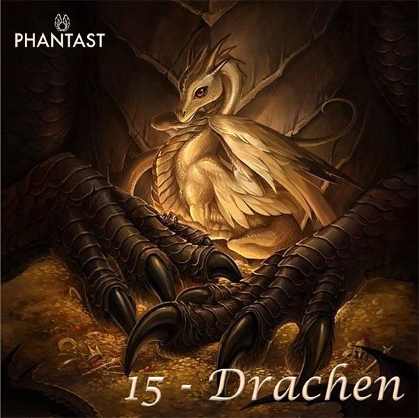 Erschienen: PHANTAST # 15 – Drachen