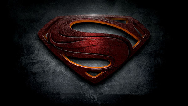 Logo Man Of Steel