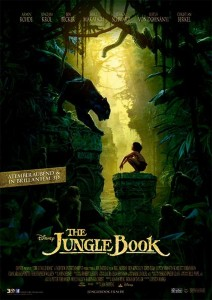 Poster Djungle Book