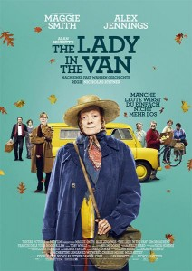Poster Lady In The Van