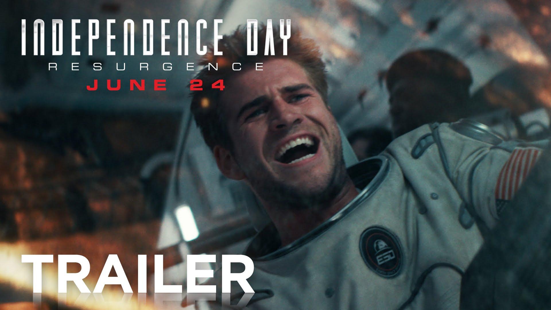 Geht ab: Zweiter Trailer zu INDEPENDENCE DAY: RESURGENCE