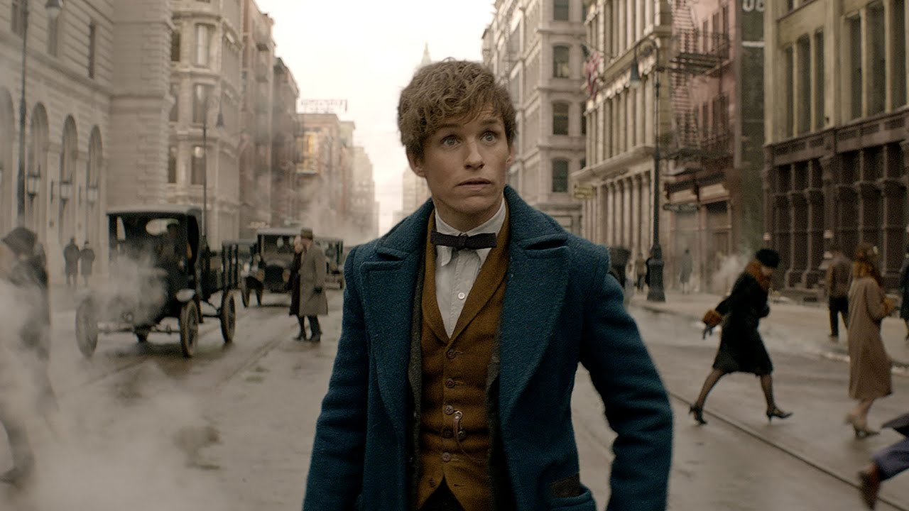 Neuer Trailer: FANTASTIC BEASTS AND WHERE TO FIND THEM