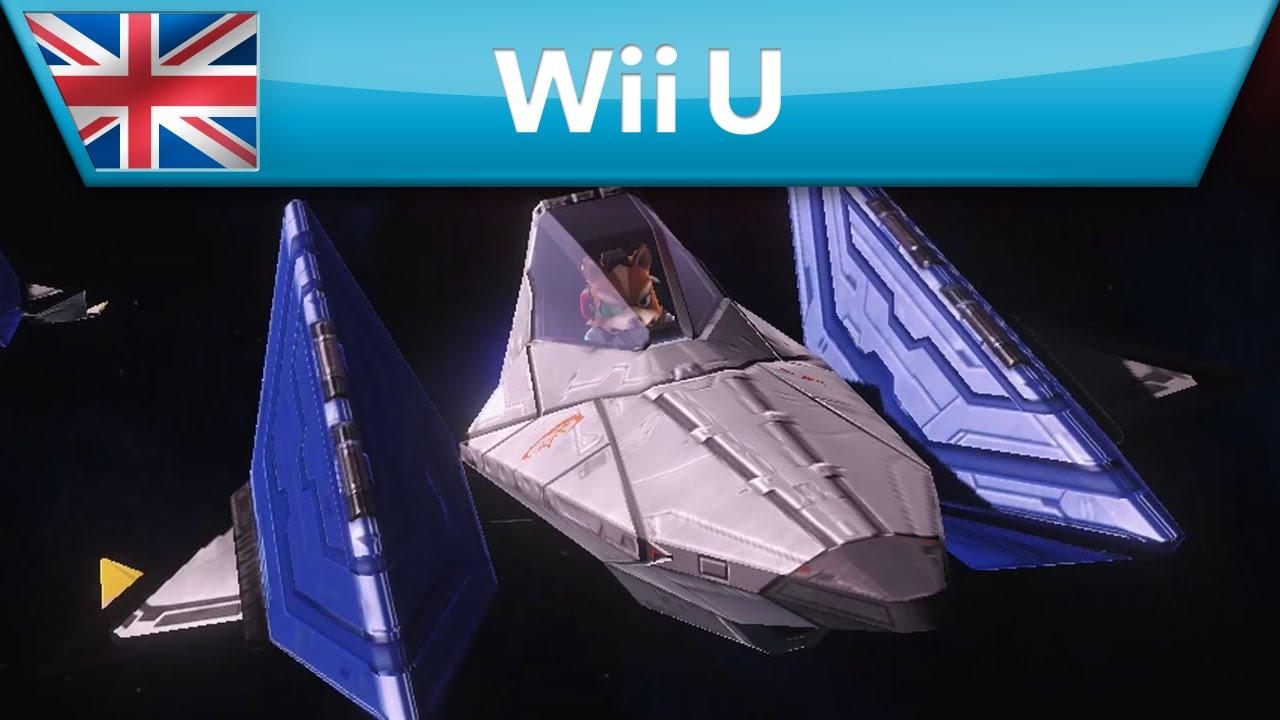Nintendo zeigt STAR FOXZERO