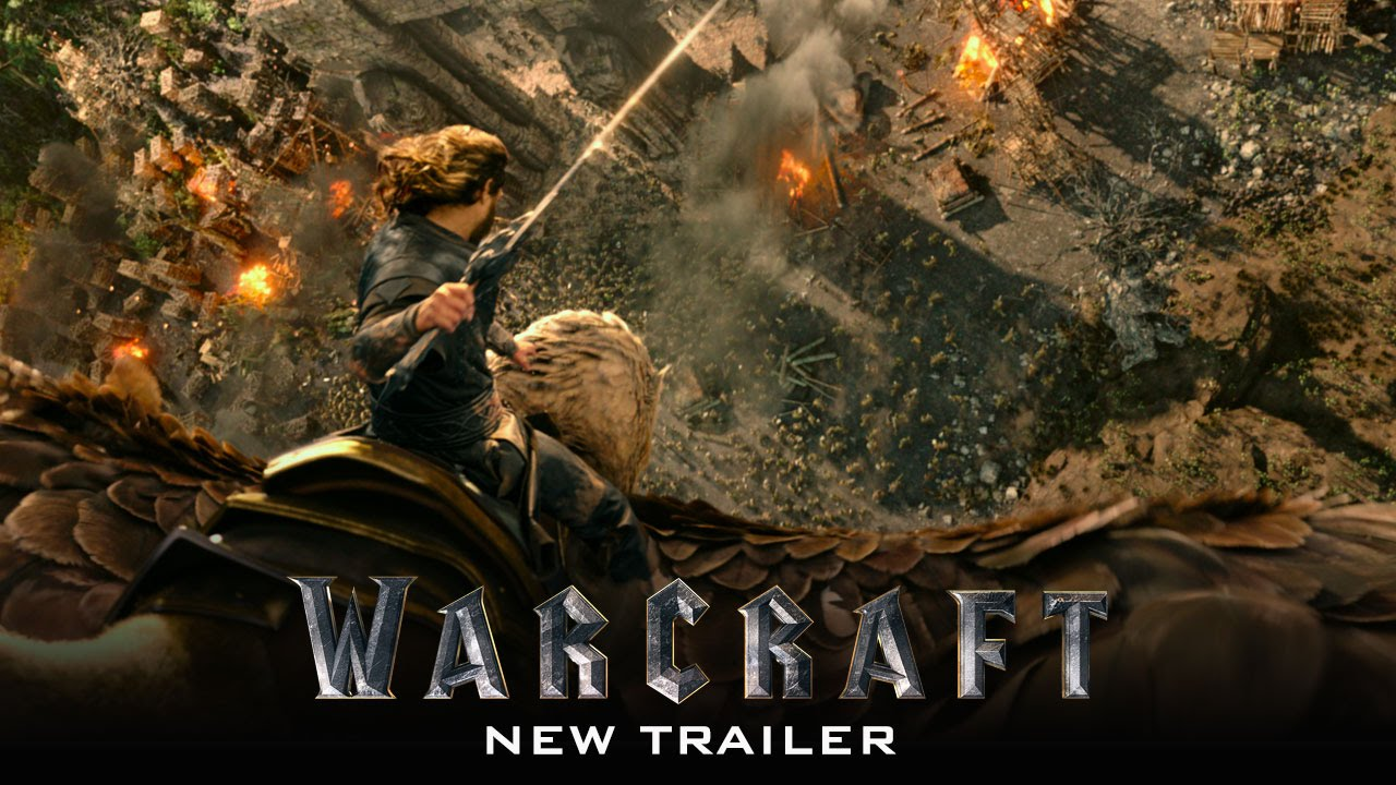 WARCRAFT Trailer Nummer zwei