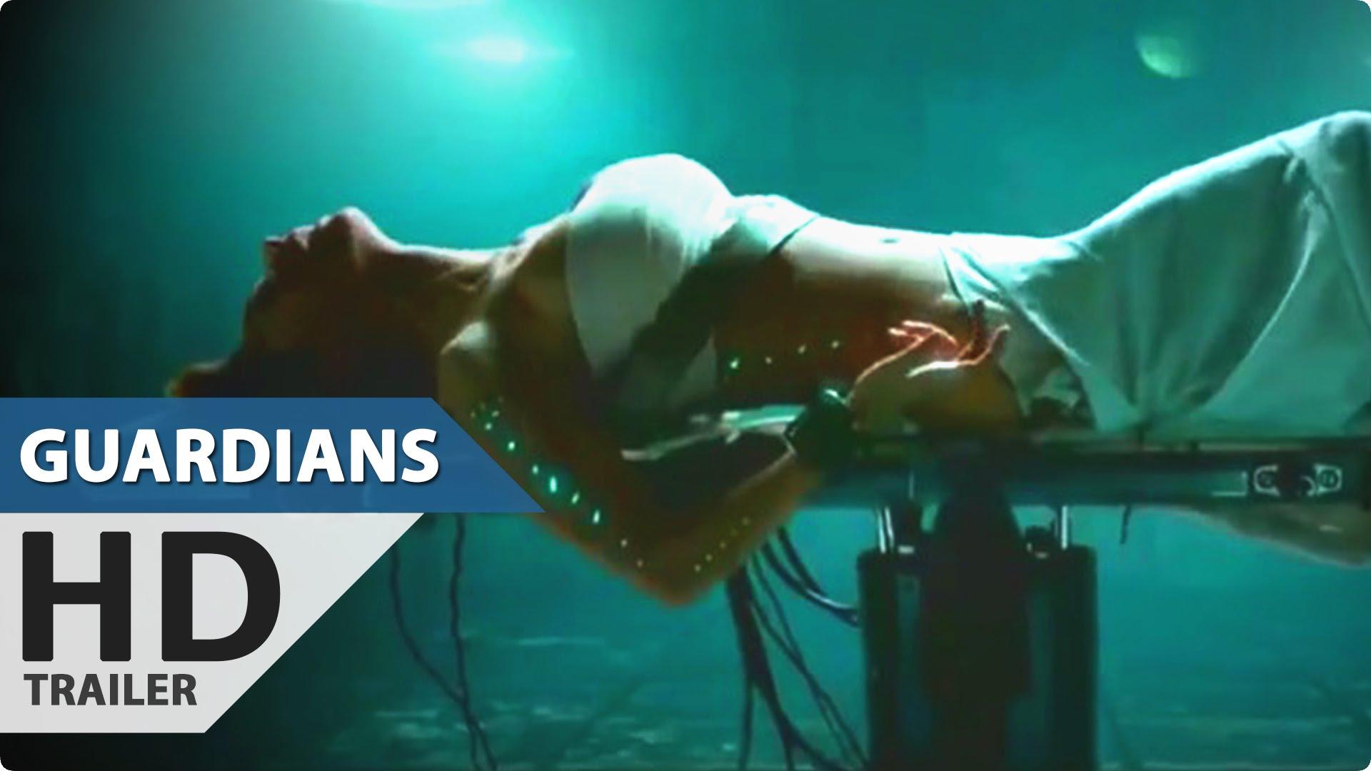 Zwei Trailer zum russischen Superheldenfilm GUARDIANS
