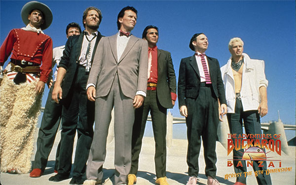 Fernsehserie: THE ADVENTURES OF BUCKAROO BANZAI