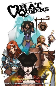 Cover Rat Queens 1