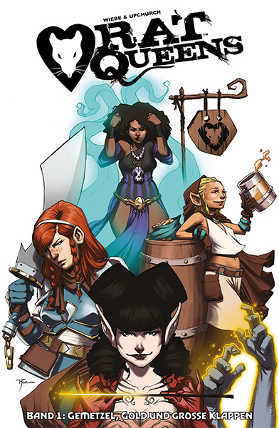 Neu bei Dani Books: RAT QUEENS