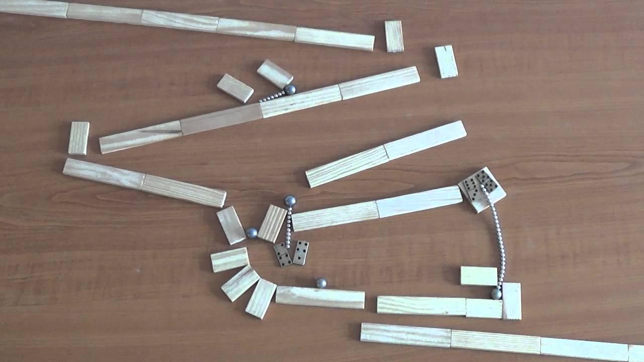 Cool: Magnete und Murmeln!