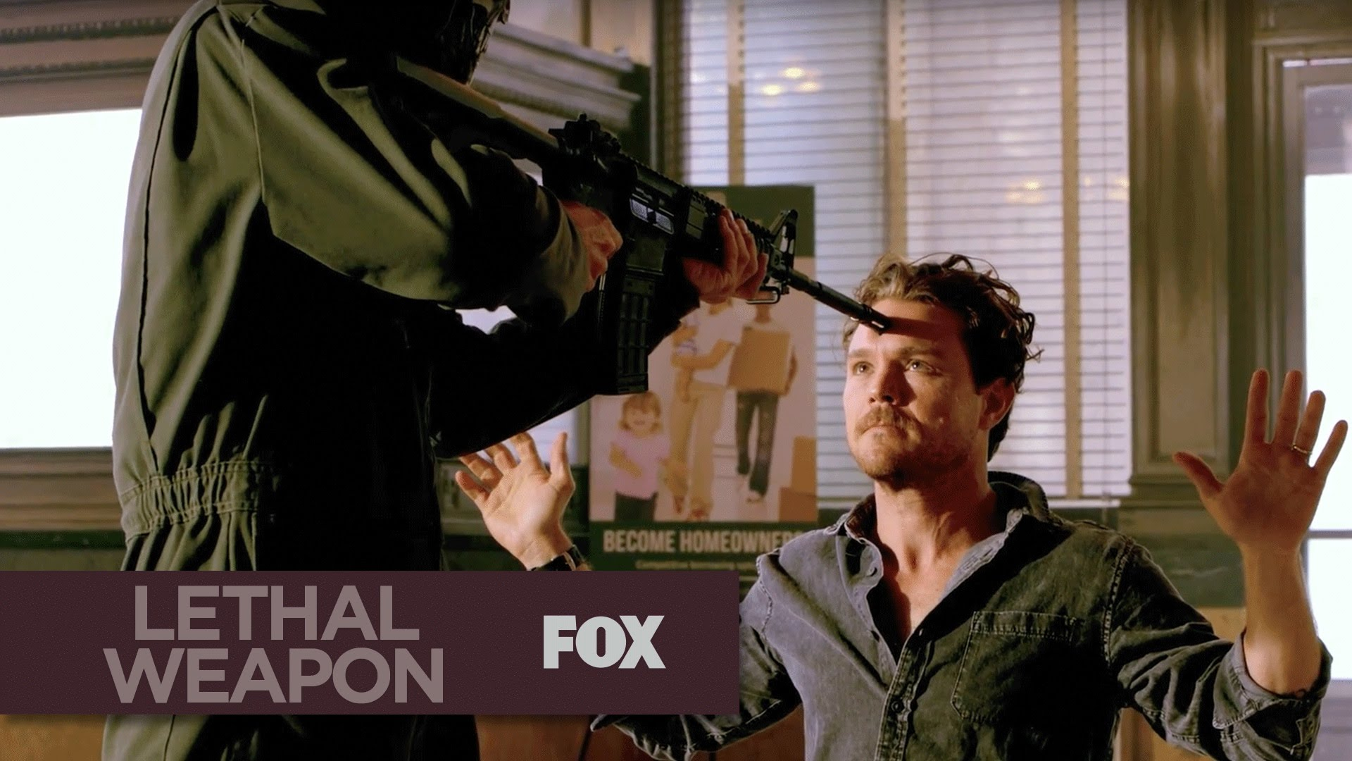 Trailer: LETHAL WEAPON