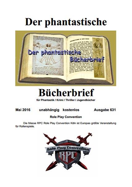 Der PHANTASTISCHE BÜCHERBRIEF 631