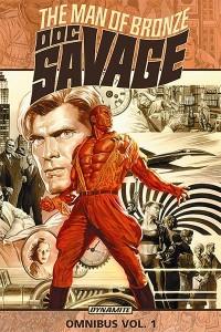 Cover Doc Savage Omnibus