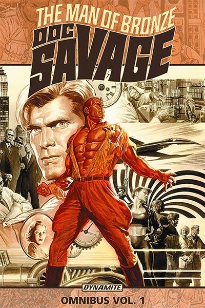 Neues zur DOC SAVAGE-Verfilmung