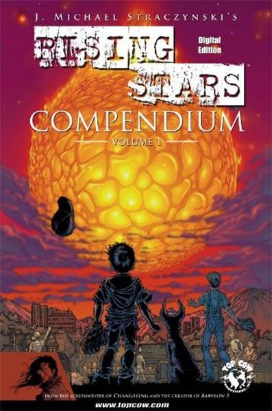 J. Michael Straczynskis Comic RISING STARS wird zum Kinofilm