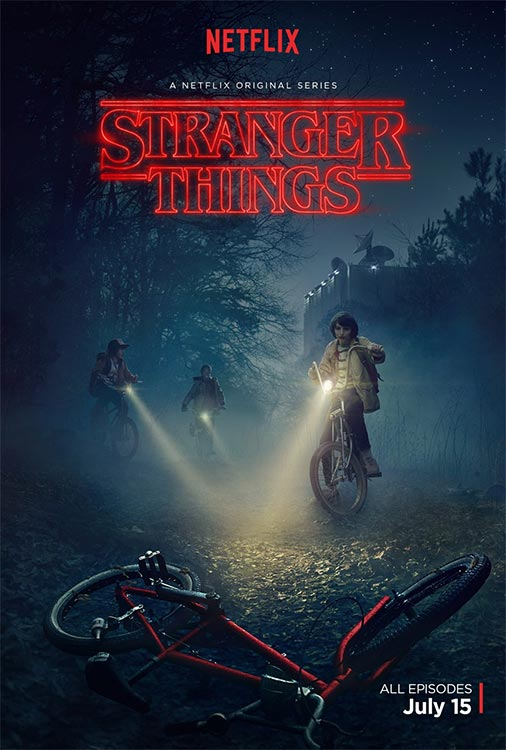 """Poster"" Stranger Things"