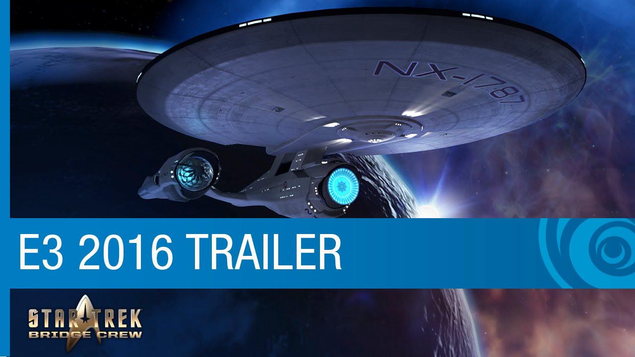 Ansehen – Trailer zu STAR TREK: BRIDGE CREW