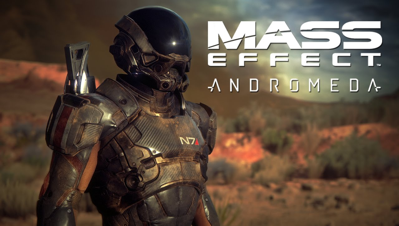 E3: MASS EFFECT ANDROMEDA Official EA Play 2016 Video