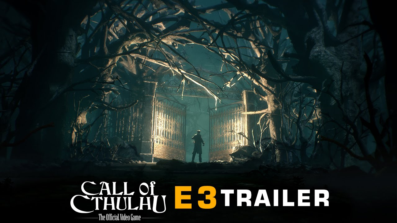 E3: Trailer zu CALL OF CTHULHU – THE OFFICIAL GAME