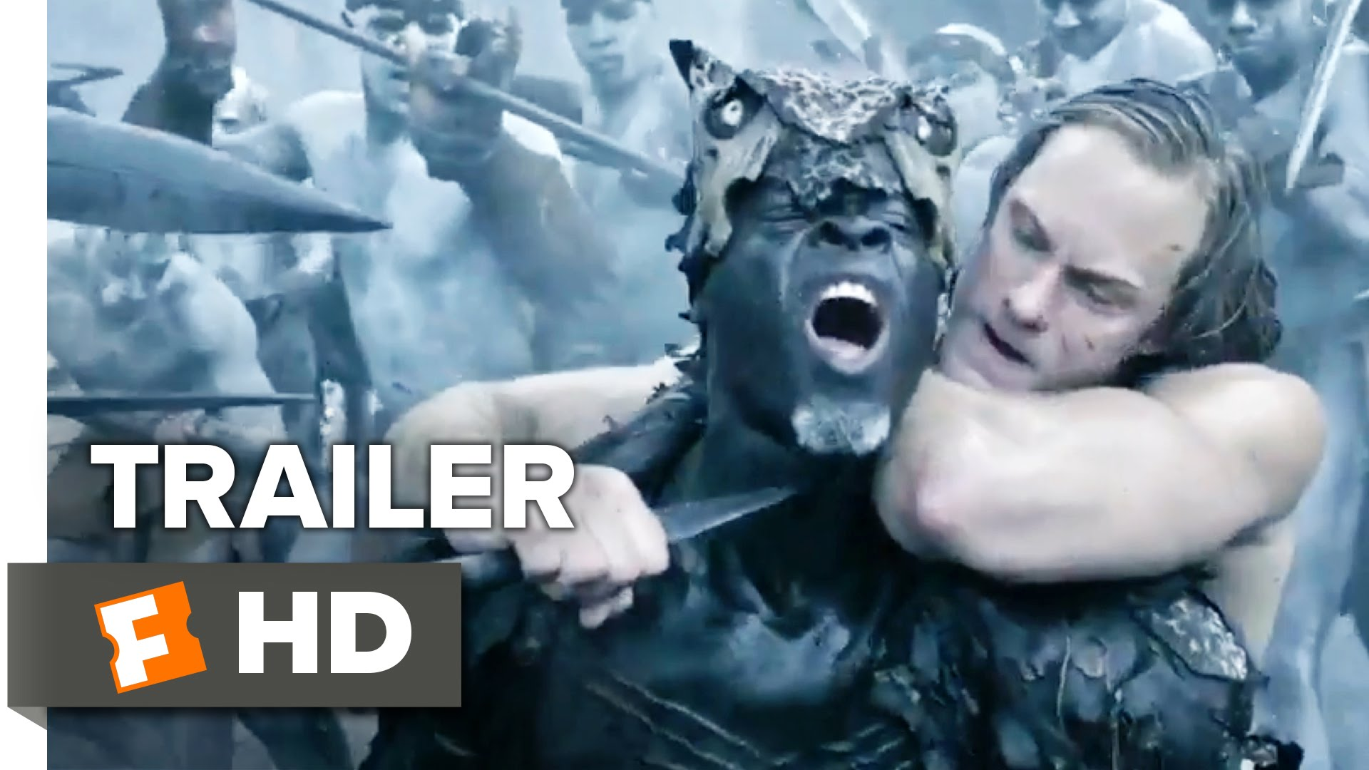 IMAX-Trailer: THE LEGEND OF TARZAN