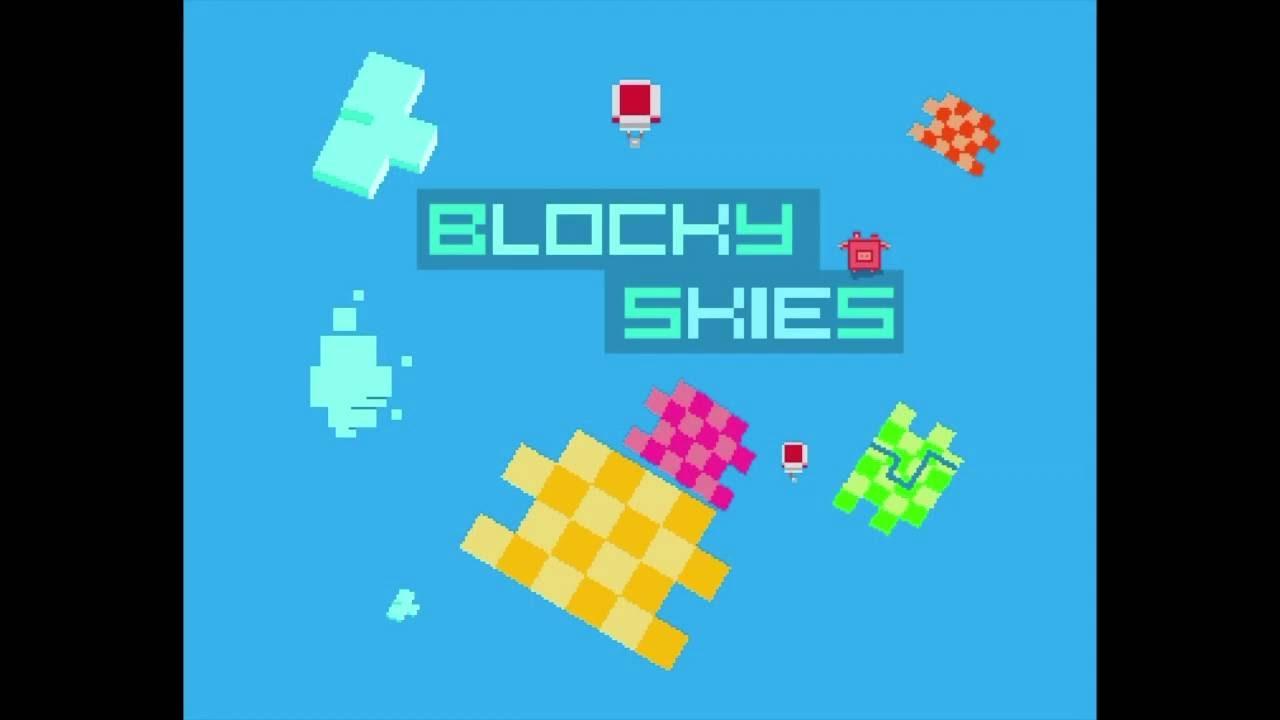 Neu für den Amiga: BLOCKY SKIES