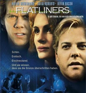 BlueRay Cover Flatliners