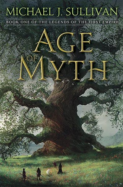 Neuerscheinung: Michael J. Sullivans AGE OF MYTH