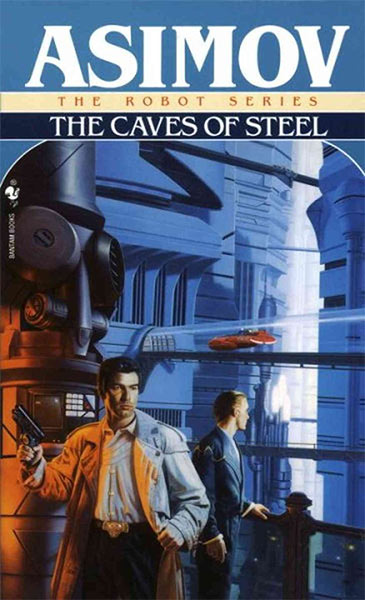 Isaac Asimovs THE CAVES OF STEEL werden verfilmt