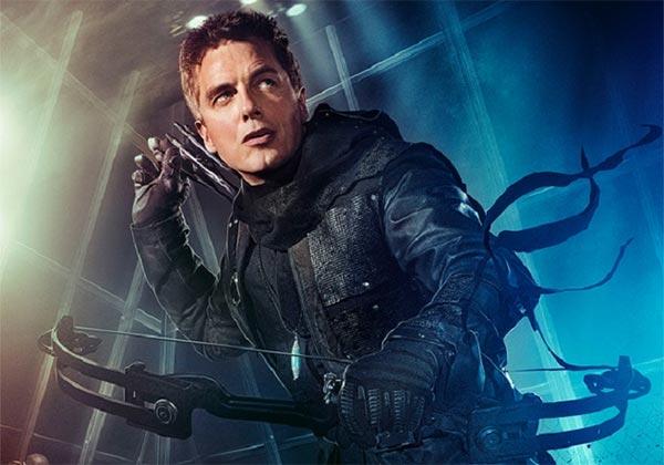 John Barrowmans Rolle in den CW-Superheldenserien wird ausgebaut